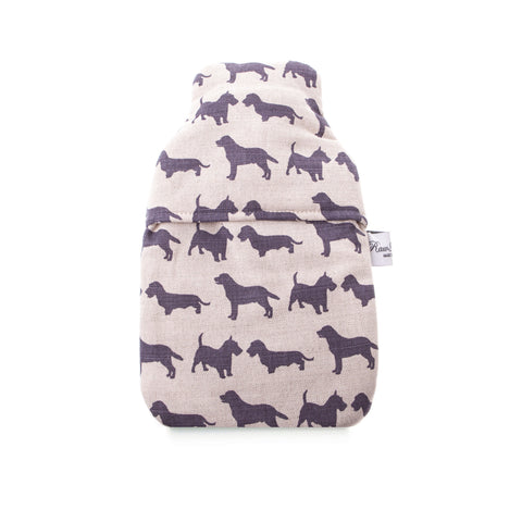 Dog 1 Litre Hot Water Bottle