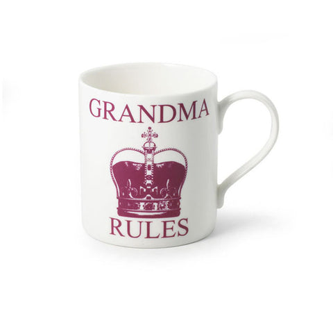 Rule Collection Mug - Grandma