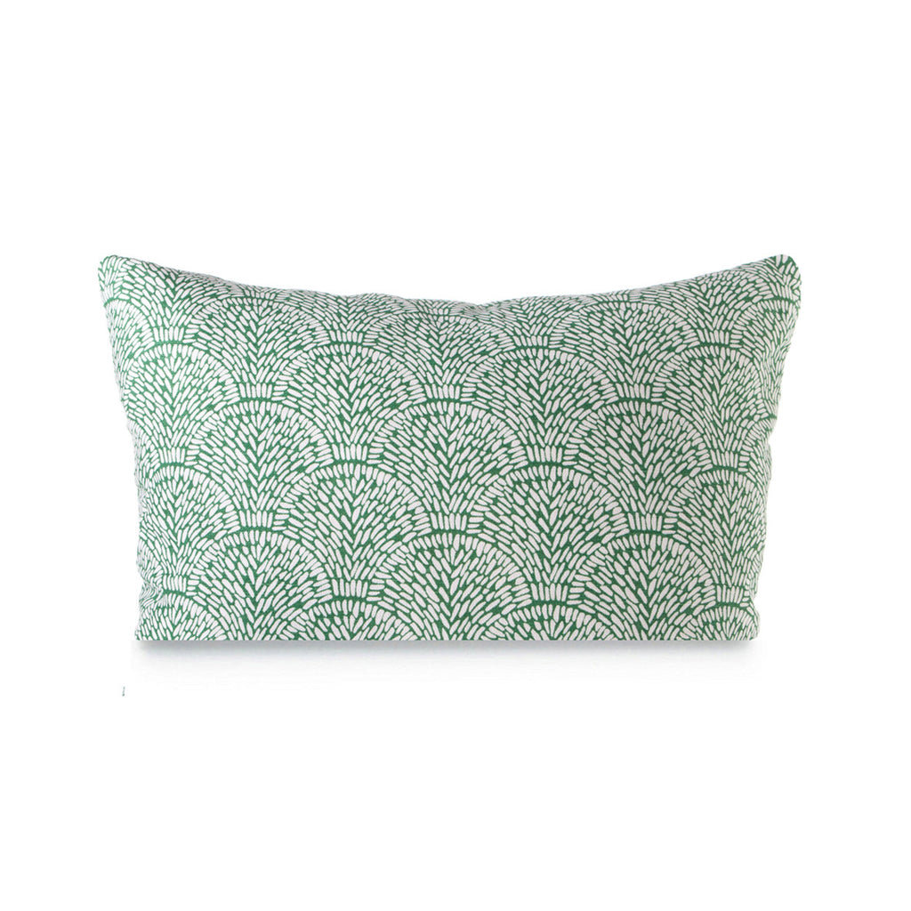 Rectangle Cushion - Shell Green