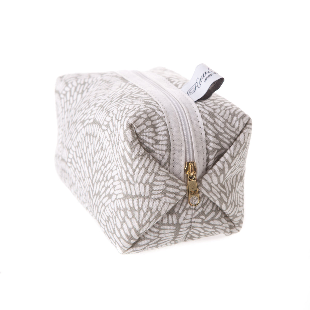 Box Bag Collection - Shell Taupe