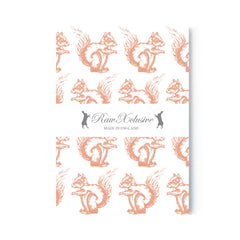 Set of Two A5 Notebooks - Squirrels