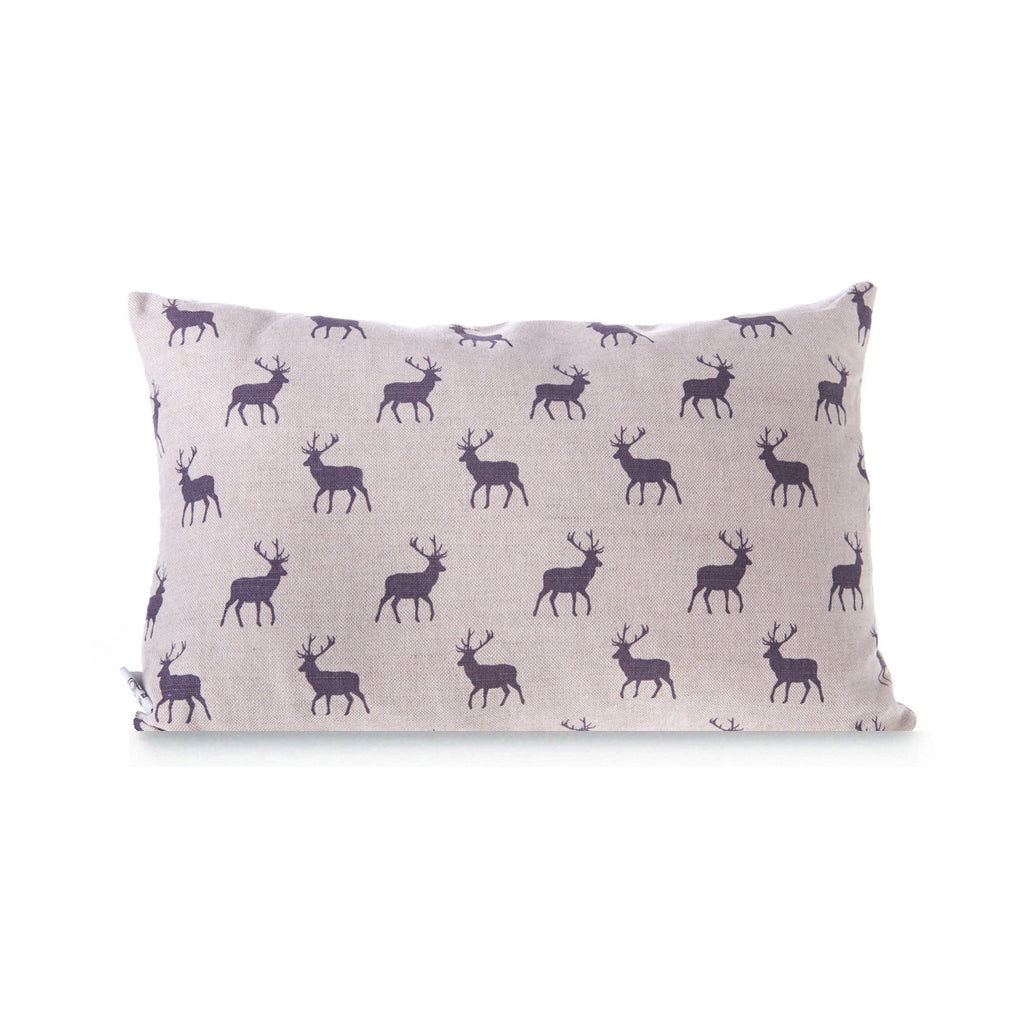 Rectangle Cushion - Stag Grey