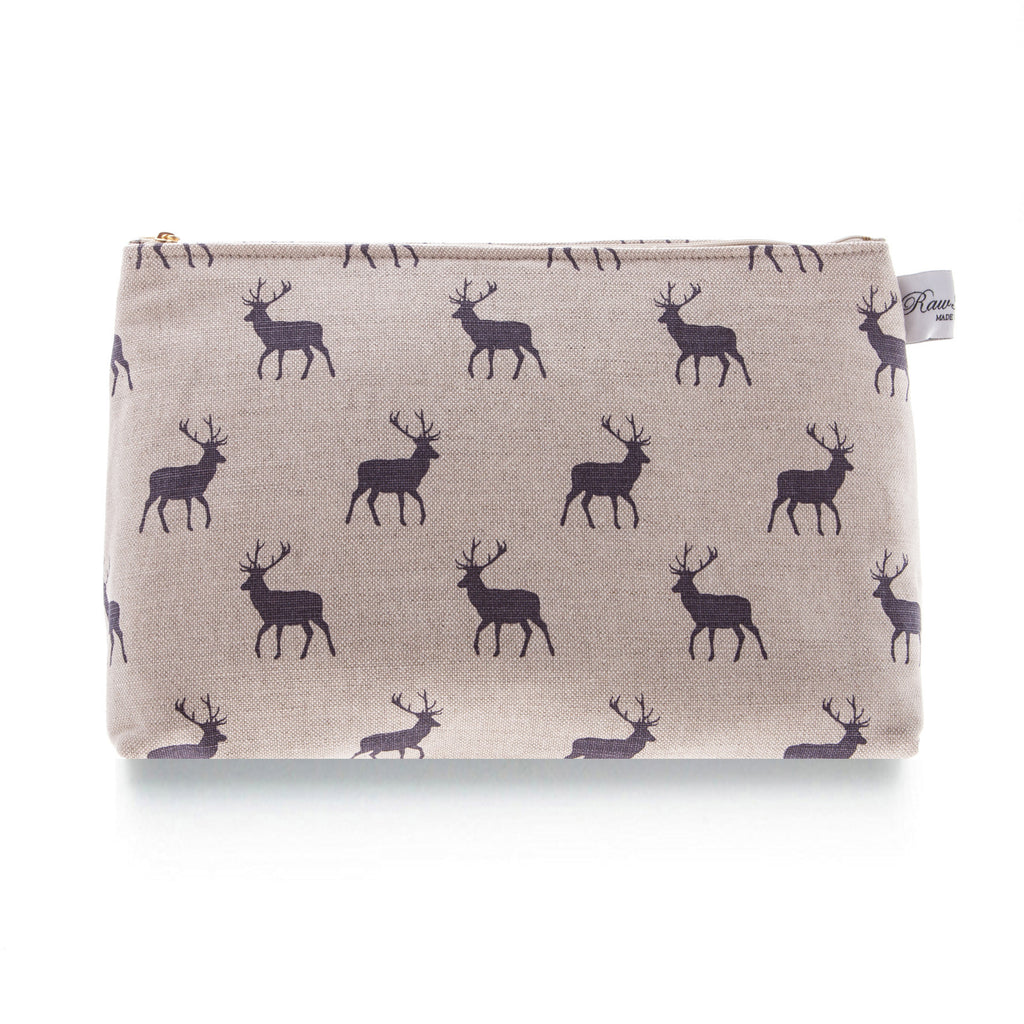 Classic Bag Collection - Stag Grey