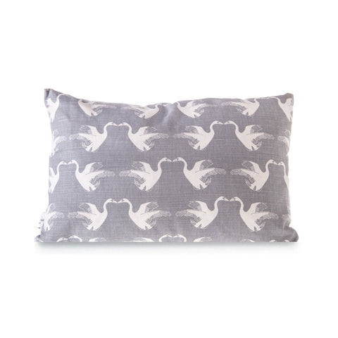 Rectangle Cushion - Swan