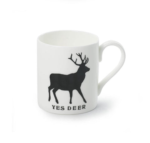 Deer Collection Mug - Yes Deer