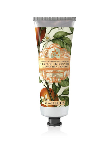 Floral Hand Cream - Orange Blossom