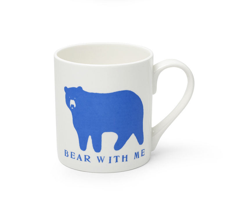 RawXclusive MS Mugs Bear With Me Mug Available From www.rawxclusive.co.uk