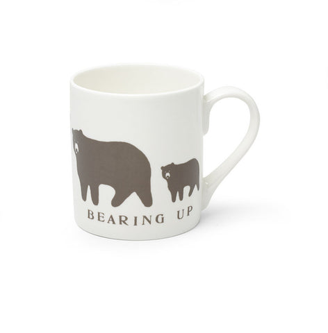 Bear Collection Mug - Bearing Up