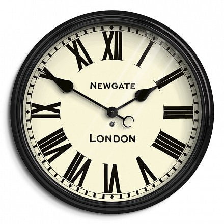The Battersby Wall Clock