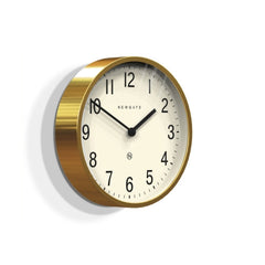 Master Edwards Wall Clock - Gold