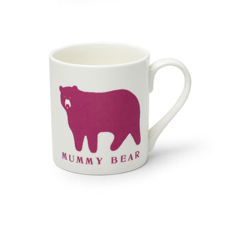 Bear Collection Mug - Mummy