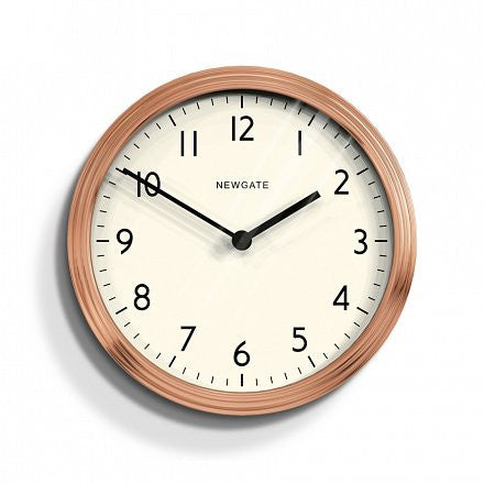 The Spy Wall Clock - Copper