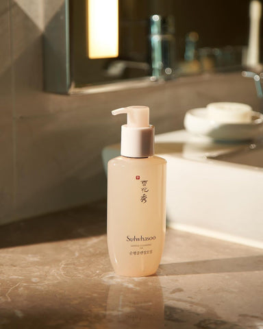 Sulwhasoo Gentle Cleansing Oil Glam Touch