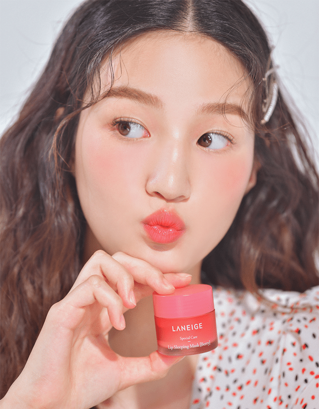Laneige Lip Sleeping Mask #Berry 20g Glam Touch UK
