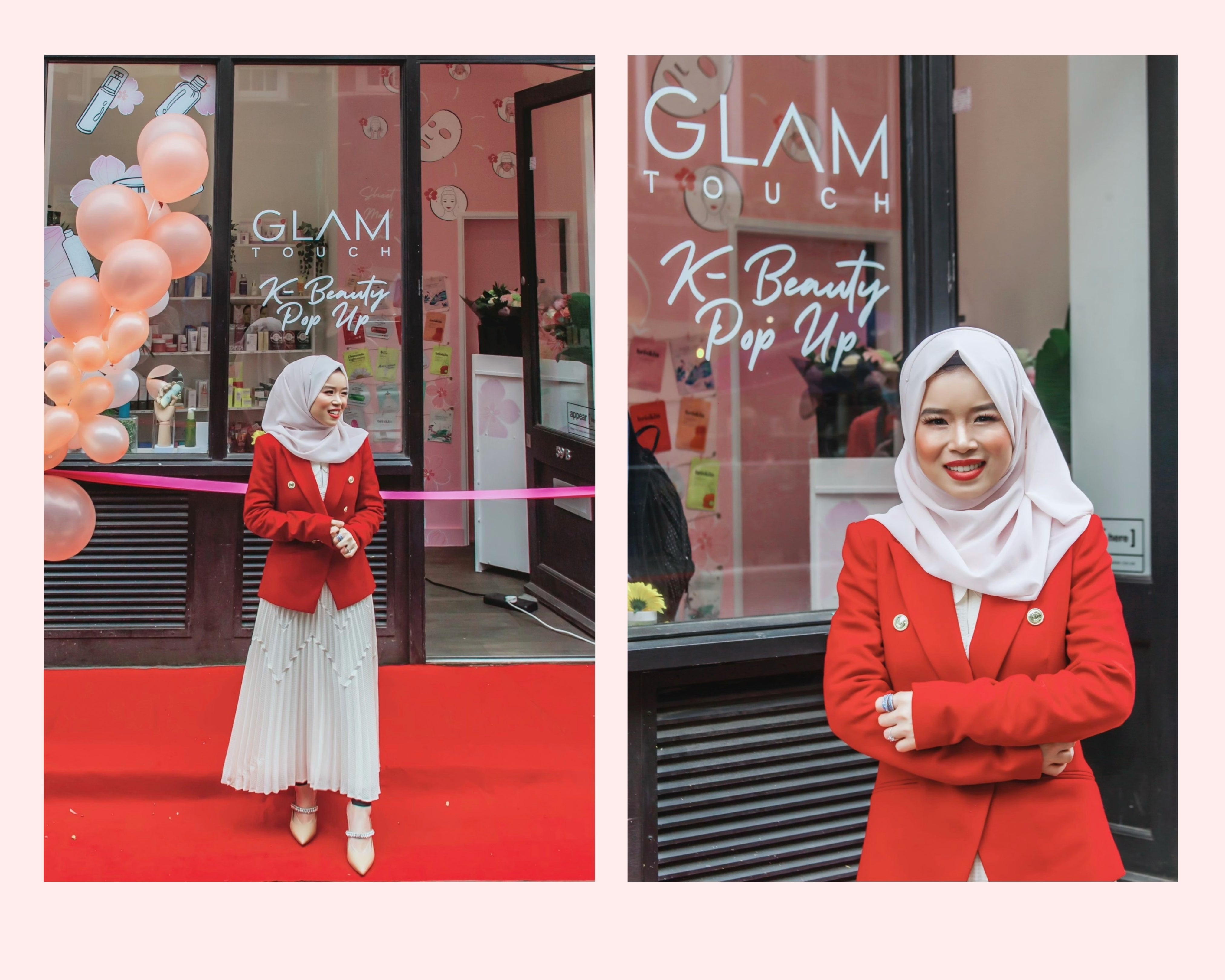 Glam Touch Soho Pop-up