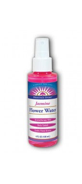 Floral Waters Jasmine W/Atomizer (Heritage Products)