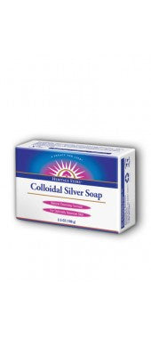 Colloidal Silver Soap (Heritage Products)
