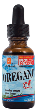 Oil Of Oregano (La Naturals)