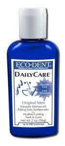 Original Mint Toothpowder (Eco-Dent)