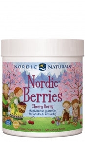 Nordic Berries Multivitamin (Nordic Naturals) 120 ct.