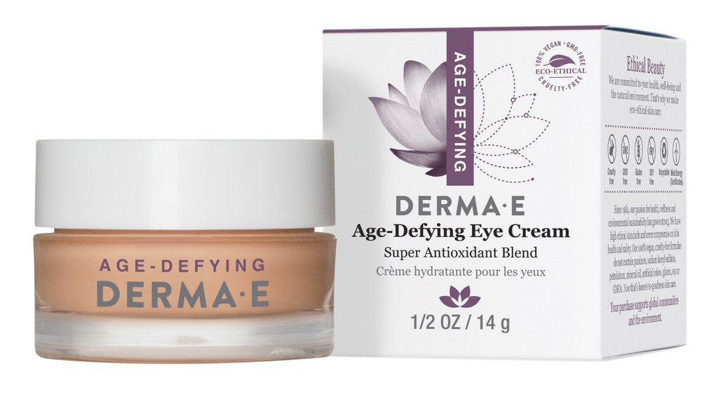AGE-DEFYING EYE CREAM (DERMAE) 0.5 oz