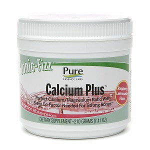 Ionic Fizz Calcium Plus Ras-Lem (Pure Essence Labs)