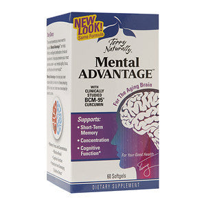 CuraMed Brain 60 ct