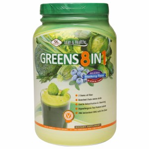 GREENS 8 IN 1 (OLYMPIAN LABS) 775g
