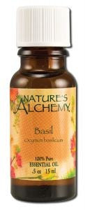 BASIL OIL (NATURE'S ALCHEMY)