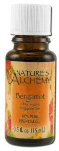 BERGAMOT OIL (NATURE'S ALCHEMY)