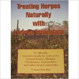 Treating Herpes Nat Larrea Tridentata