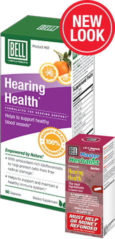 Hearing Health #68 (Bell) 60 Caps