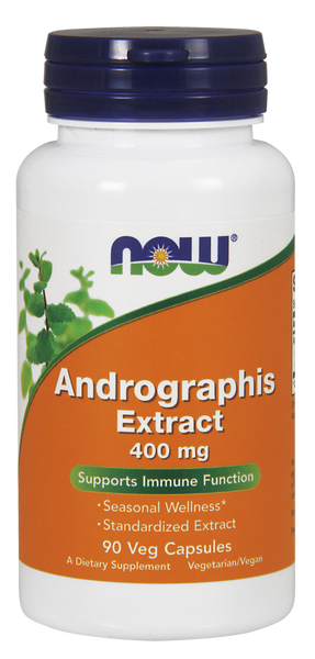 Andrographis Extract 400mg (Now)