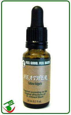 Heather Bach Flower Remedy (Bach)