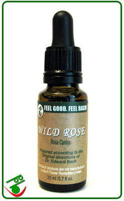 Wild Rose Bach Flower Remedy (Bach)