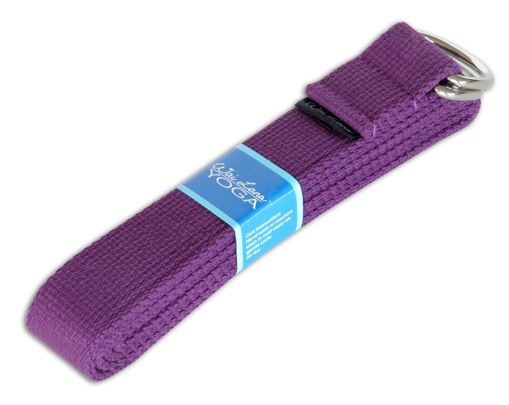 6 foot long Yoga Strap