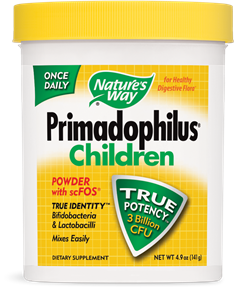 PRIMADOPHILUS FOR CHILDREN (Natures Way) 5oz powder