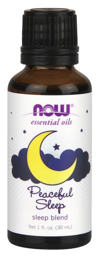Peaceful Sleep Oil Blend (Now)