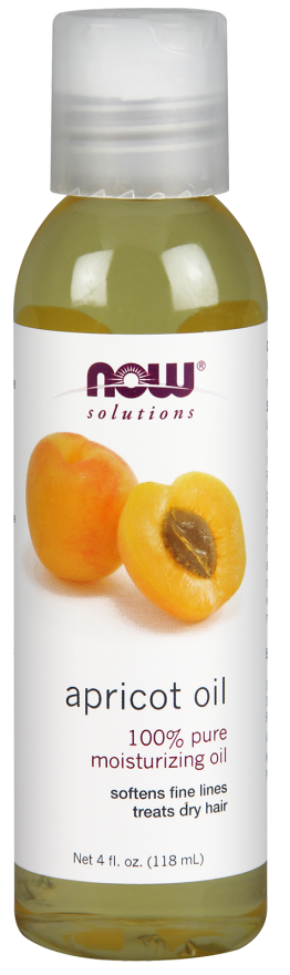 Apricot Kernel Oil 4oz. (Now Foods)