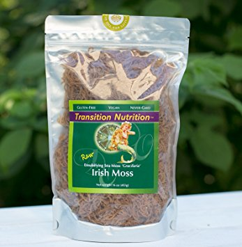 Irish Moss (Transition Nutrition) 8oz