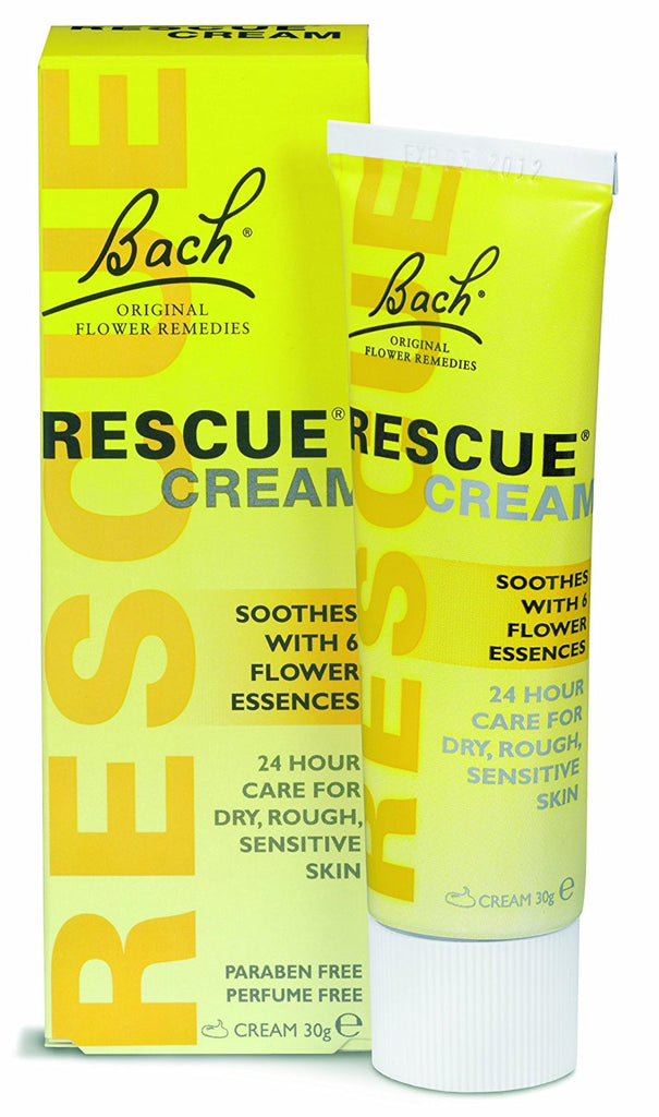 Bach Rescue Remedy Cream /Topical (Bach) 30g