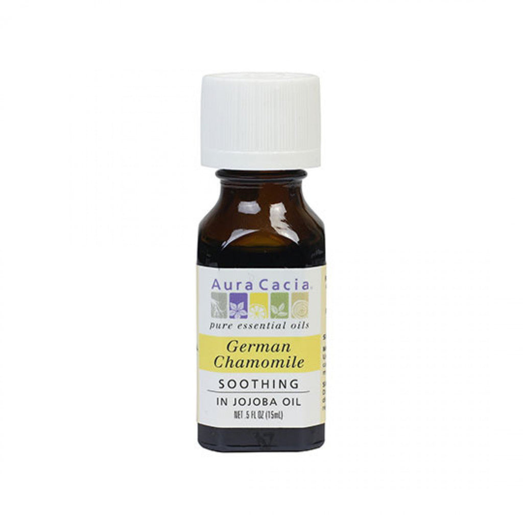 German Chamomile Essential Oil (Aura Cacia)