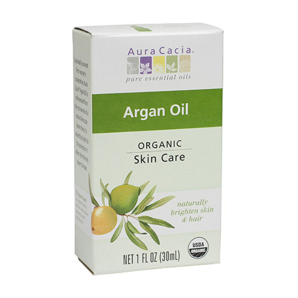 Organic Skin Care Oil - Argan (Aura Cacia)