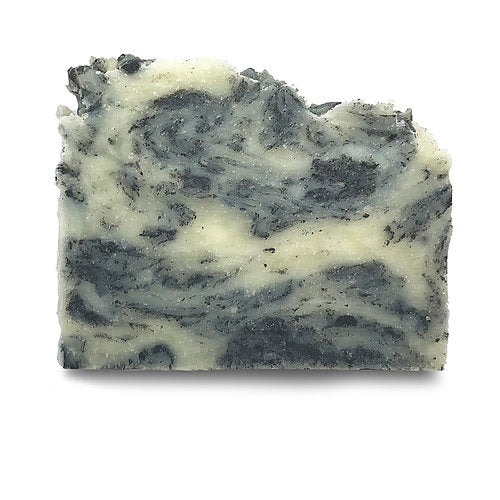Activated Charcoal + Peppermint Soap Bar (TALLOWDERM)