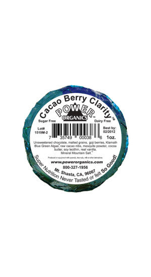 Cacao Berry Clarity (Klamath) 1 oz.
