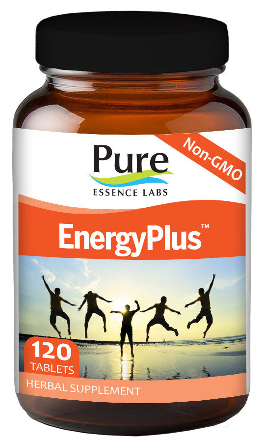 Energy Plus (Pure Essence Labs) 60 Tablets