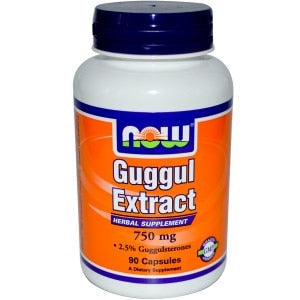 Guggul Extract (Now) 90 Caps