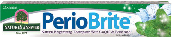 Periobrite Toothpaste Cool Mint 4 oz