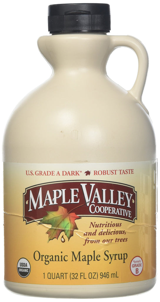 Organic Maple Syrup (Maple Valley) 32 oz