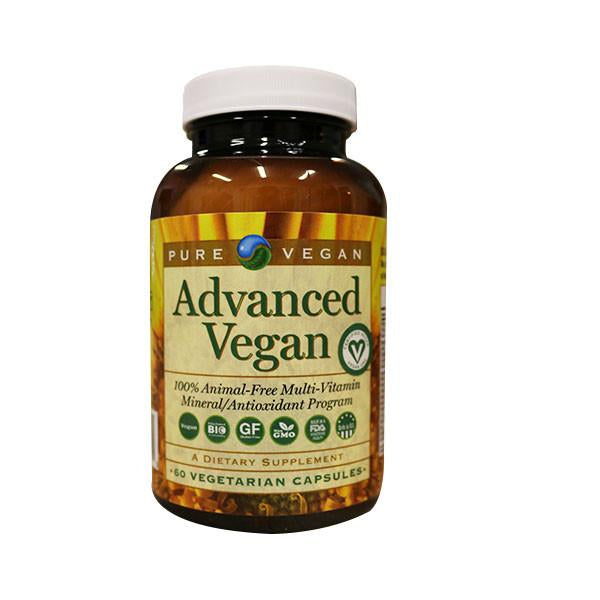 Advanced Vegan (aerobic life) 60 ct.